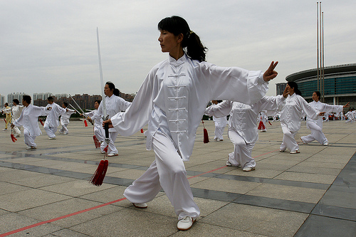 Tai Chi is good exercise for hypothyroidism