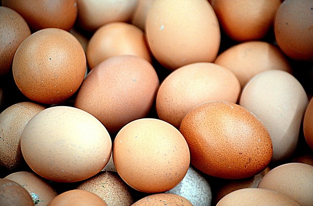eggs are great rich in iodoine