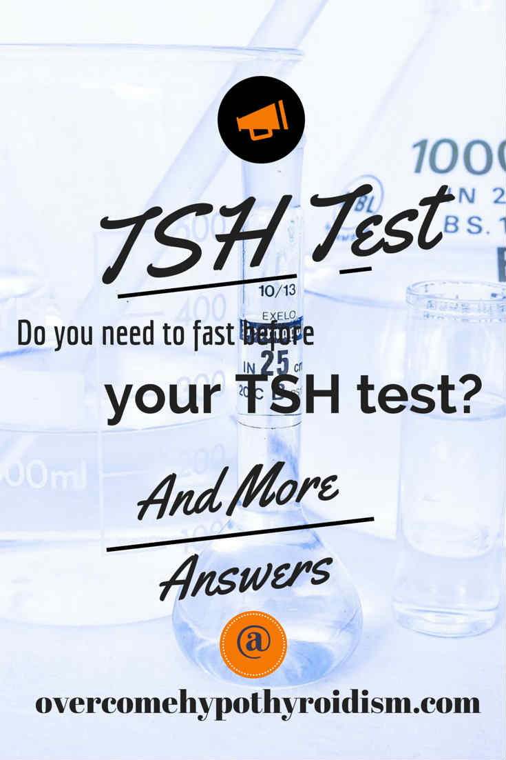 TSH Test facts