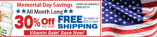 botanic choice memorial day sale free shipping featured image