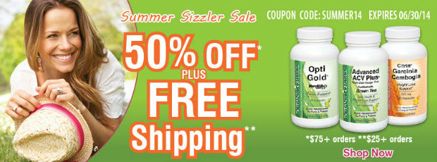 herbs pro summer sale coupon