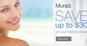 murad 30 off 3 days special