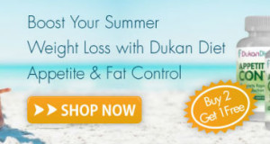 Dukan Diet Promotion B2GO