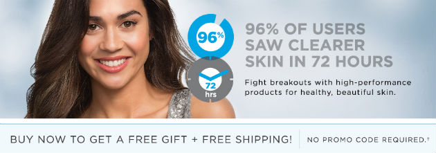 Murad Acne Solutions Proven Clear Skin Treatments Free shipping and a free gift june 2014